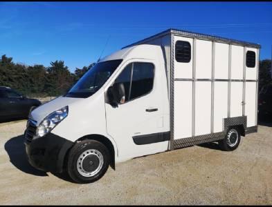 Opel movano camion vl van chevaux dci 130