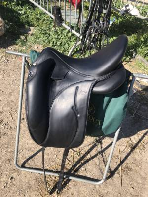Selle de dressage Devoucoux Makila Lab