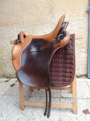 Selle équitation SOMMER grande taille