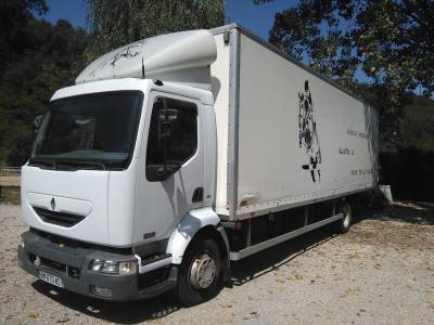 Horsebox NON-HGV Renault  2003 Used