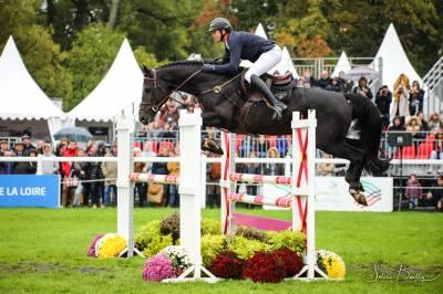 DARTAGNAN DE BELIARD - Vice-Champion du Monde 6ans CCE