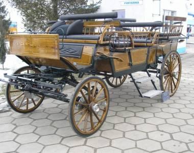 picknickwagen neuve disponible 14 places