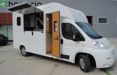 Fiat ducato 180 2 chevaux home car