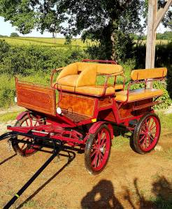 Carriage - Wagonnette - Other brand -