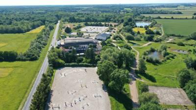 Ecurie de propriétaires sur 28 ha proche d'Orléans