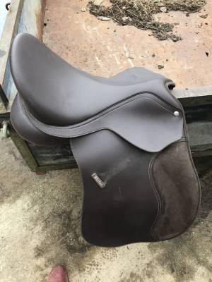 "General purpose saddle Wintec  17 {#inches#}"" 2019 Used"