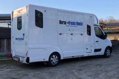 Location camion pour chevaux presles