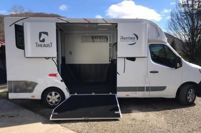 Location camion pour chevaux bilieu