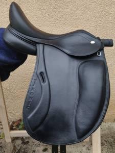 Selle Dressage Ikonic Adaptable