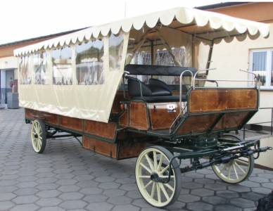 Carriage - Other carriage - Other brand - Planwagen 20 places