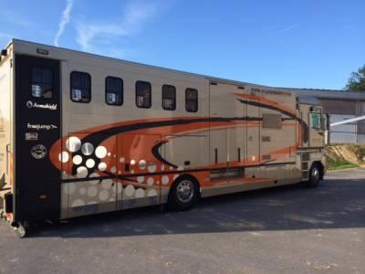 Magnum 480cvx / 8 grandes places chevaux + POP OUT !