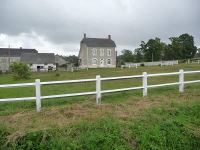 propriété équestre 30 km de Saumur
