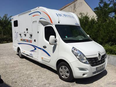 Camion VL Cavalli Renault MASTER  2016 Nuovo