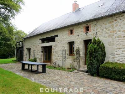 Creuse, proche Boussac