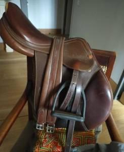 """General purpose saddle Prestige Italia Prestige 17 {#inches#}"""" 2010 Used"""