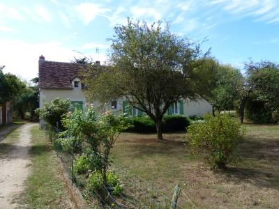 Habitation et structure agricole sur 14,5 ha – Le Blanc
