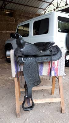 Selle western Simco