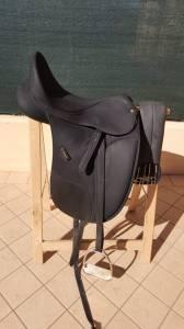 Sella dressage Isabel Werth CAIR system