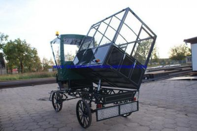 Carriage - Commercial carriage