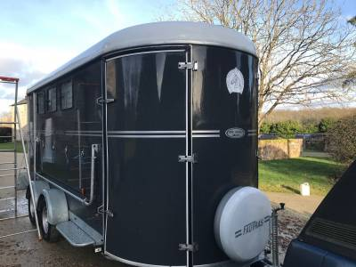 Horse trailer Fautras OBLIC+4 4 Stalls 2013 Used