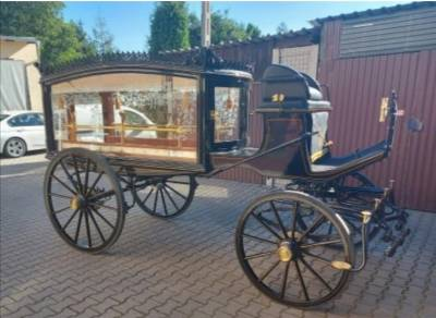 Carriage - Hearse - Other brand -
