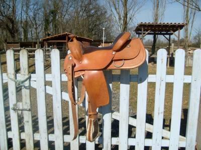 "Western saddle Other KK REINER II 16 {#inches#}"" 2009 Used"