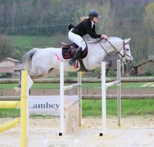 Ponette pfs - as poney