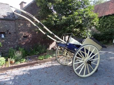 charrette anglaise 1900