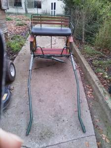 Coche enganches - Road-cart