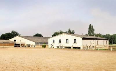 Centre équestre / poney-club / écurie de propriétaires en act