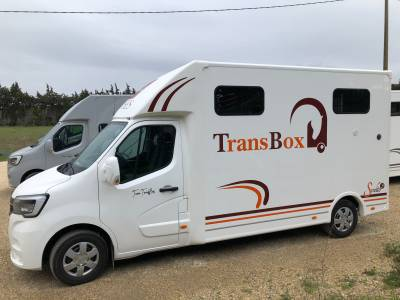 Camion vl transbox svelto 3s neuf