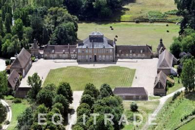 Exceptionel château du xvie et xviiie, classé mh