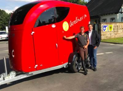 Van careliner m   full options