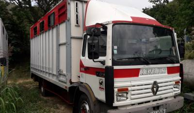 Camion renault pl