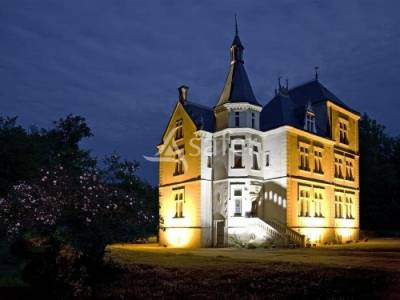 Château et gites en Touraine