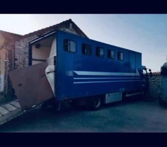 Camion a vendre chevaux