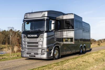 NEUF SCANIA POP-OUT 6 INTERHORSE