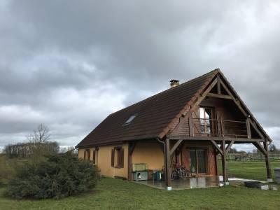 propriétée equestre 2 hectares 162 m2 eure et loir