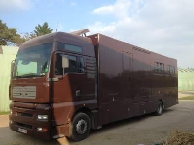 Man 18-360 8 chevaux, conformité ok en France