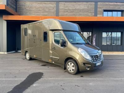 Renault master 165 dci - vendu