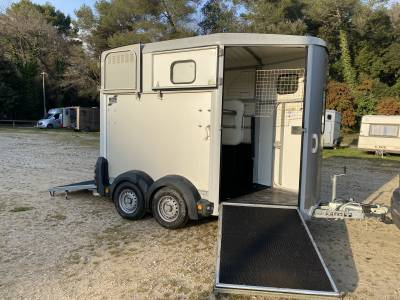 Ifor williams 2 places