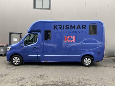 KRISMAR VL 2 chevaux 5 places cabines