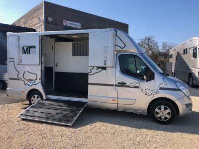 Renault master 165 cv, mtm filovan s5, 41270 km