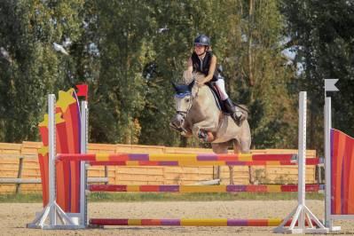 Ponette ideale cso et cce as poney 2 et 1