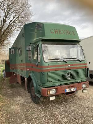 Pl Mercedes 6 chevaux