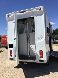 Renault master l2 stall - transport chevaux