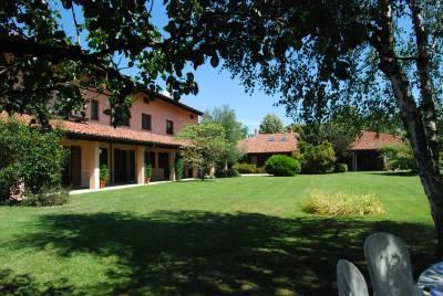 Vendesi splendida tenuta vicinanze Biella