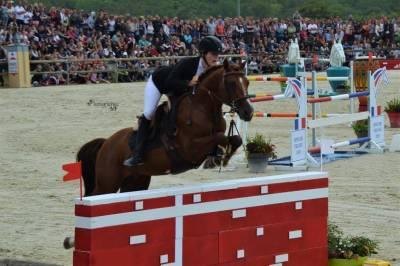 Poney de grand prix excellence / championnat d'europe