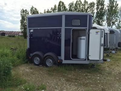 VAN 2 chevaux -  Ifor Williams HB506