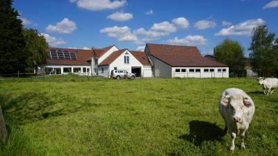 Ancienne ferme entièrement rénovée